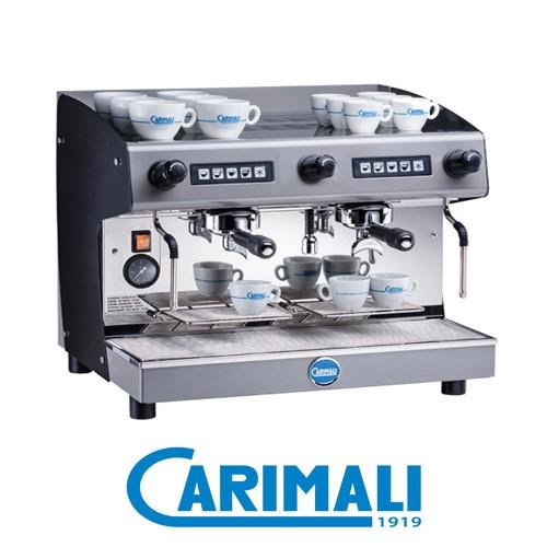 máy pha cafe carimali pratica 2 groups